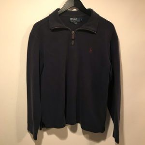 Polo by Ralph Lauren Navy Pullover Sweater